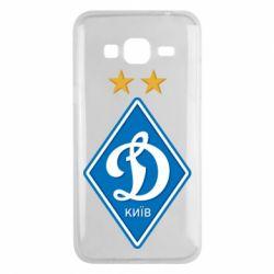 Чехол для Samsung J3 2016 Dynamo Kiev