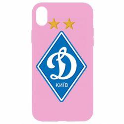 Чехол для iPhone XR Dynamo Kiev