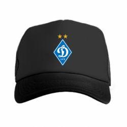 Кепка-тракер Dynamo Kiev - FatLine