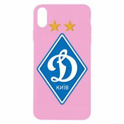 Чехол для iPhone X/Xs Dynamo Kiev
