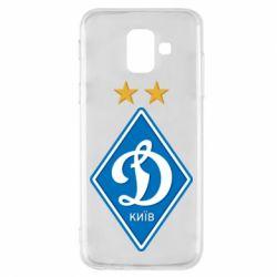 Чехол для Samsung A6 2018 Dynamo Kiev