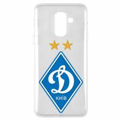 Чехол для Samsung A6+ 2018 Dynamo Kiev