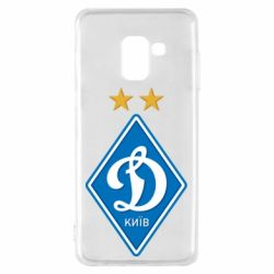 Чехол для Samsung A8 2018 Dynamo Kiev