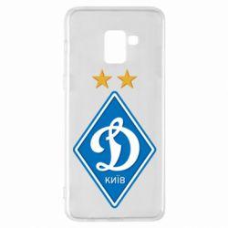 Чехол для Samsung A8+ 2018 Dynamo Kiev