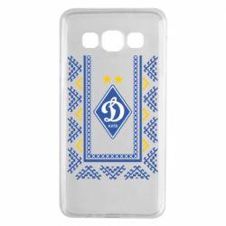 Чехол для Samsung A3 2015 Dynamo logo and ornament
