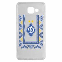 Чехол для Samsung A5 2016 Dynamo logo and ornament