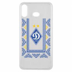 Чехол для Samsung A6s Dynamo logo and ornament