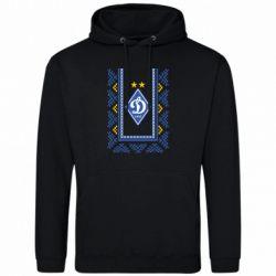 Мужская толстовка Dynamo logo and ornament