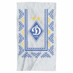 Полотенце Dynamo logo and ornament