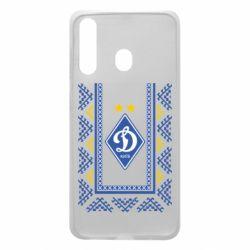 Чехол для Samsung A60 Dynamo logo and ornament
