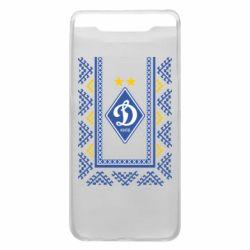 Чехол для Samsung A80 Dynamo logo and ornament