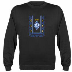 Реглан (свитшот) Dynamo logo and ornament