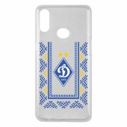 Чехол для Samsung A10s Dynamo logo and ornament