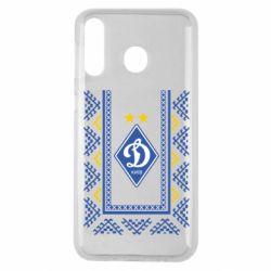 Чехол для Samsung M30 Dynamo logo and ornament