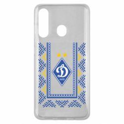 Чехол для Samsung M40 Dynamo logo and ornament