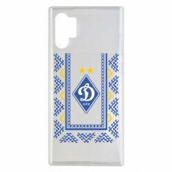 Чехол для Samsung Note 10 Plus Dynamo logo and ornament