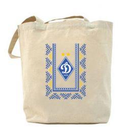 Сумка Dynamo logo and ornament