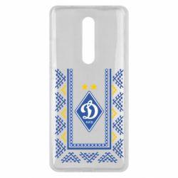Чехол для Xiaomi Mi9T Dynamo logo and ornament