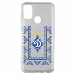 Чехол для Samsung M30s Dynamo logo and ornament