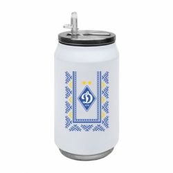 Термобанка 350ml Dynamo logo and ornament