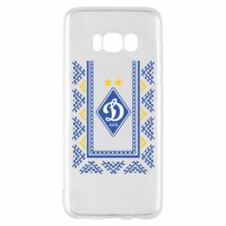 Чехол для Samsung S8 Dynamo logo and ornament