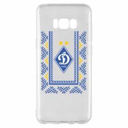 Чехол для Samsung S8+ Dynamo logo and ornament