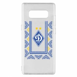 Чехол для Samsung Note 8 Dynamo logo and ornament