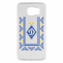Чехол для Samsung S6 Dynamo logo and ornament