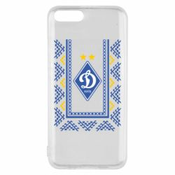 Чехол для Xiaomi Mi6 Dynamo logo and ornament