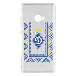 Чехол для Xiaomi Mi Note 2 Dynamo logo and ornament