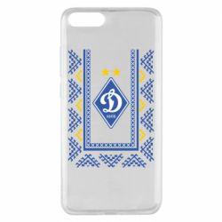 Чехол для Xiaomi Mi Note 3 Dynamo logo and ornament