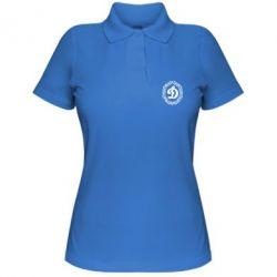 Жіноча футболка поло Dynamo Original