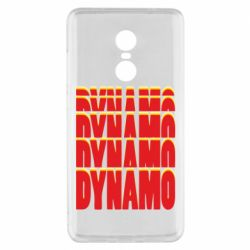 Чехол для Xiaomi Redmi Note 4x Dynamo repetition
