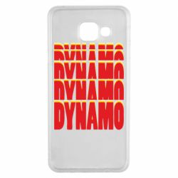 Чехол для Samsung A3 2016 Dynamo repetition