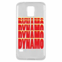 Чехол для Samsung S5 Dynamo repetition