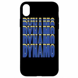Чехол для iPhone XR Dynamo repetition