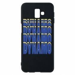 Чехол для Samsung J6 Plus 2018 Dynamo repetition
