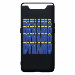 Чехол для Samsung A80 Dynamo repetition