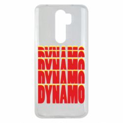 Чехол для Xiaomi Redmi Note 8 Pro Dynamo repetition