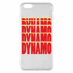 Чехол для iPhone 6 Plus/6S Plus Dynamo repetition