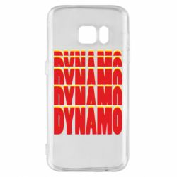 Чехол для Samsung S7 Dynamo repetition