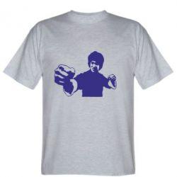 Мужская футболка Джекі Чан - FatLine