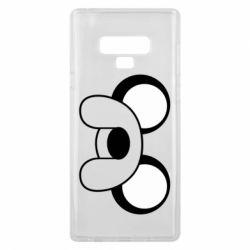Чохол для Samsung Note 9 Джейк