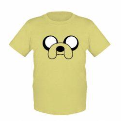 Детская футболка Джейк - FatLine