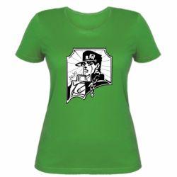 Женская футболка Джо Джо