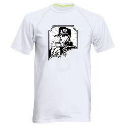 Мужская спортивная футболка Джо Джо