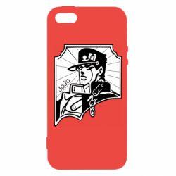 Чехол для iPhone5/5S/SE Джо Джо