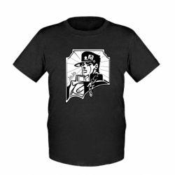 Детская футболка Джо Джо