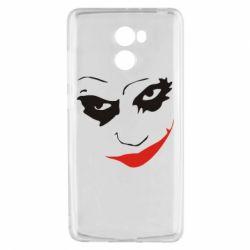 Чехол для Xiaomi Redmi 4 Джокер