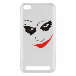Чехол для Xiaomi Redmi 5a Джокер